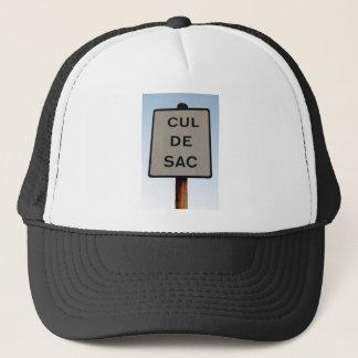 Cul De Sac Aleworks Directional Trucker Hat