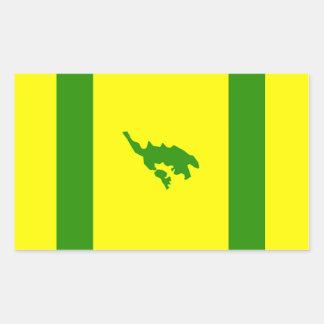 Culebra Flag Sticker