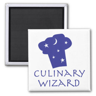 Culinary Wizard Magnet