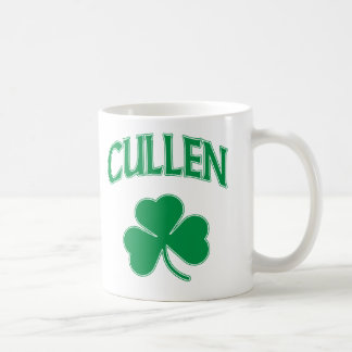 Cullen Shamrock Coffee Mug