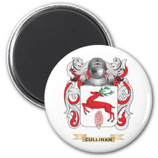 Cullinan Coat of Arms 2 Inch Round Magnet