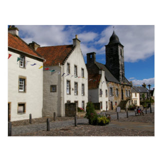 Culross Fife Scotland Postcard