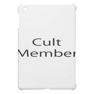 Cult Member Cover For The iPad Mini