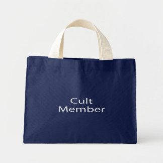 Cult Member Mini Tote Bag