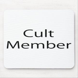 Cult Member Mousepad