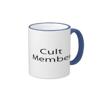 Cult Member Ringer Mug