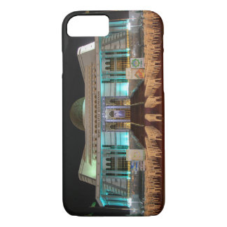 Cult of Personality: Cool Geek Vintage Photo iPhone 8/7 Case