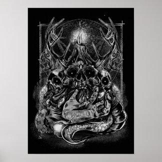 Culte et hommage poster