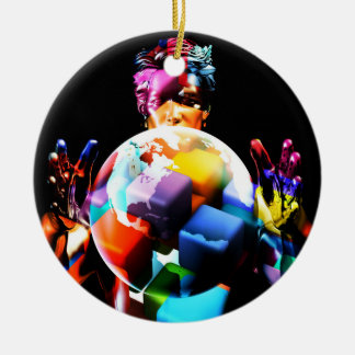 Cultural Diversity in the Workforce and Hiring Ceramic Ornament