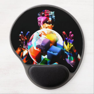 Cultural Diversity in the Workforce and Hiring Gel Mouse Pad