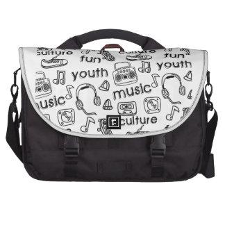 Culture and Fun Commuter Bag