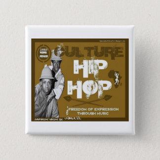 Culture Hip Hop Bboys button