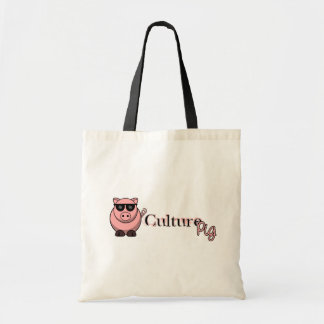 Culture Pig Official Canvas Bag