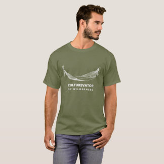 Culturevator of Wilderness TShirt by EarthFabric