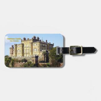 Culzean Castle, Home Of Clan Kennedy Luggage Tag