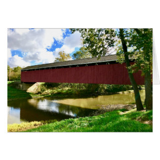 Cumberland Covered Bridge Card