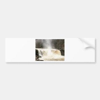 Cumberland Falls Big South Fork Kentucky Bumper Sticker