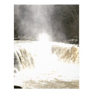 Cumberland Falls Big South Fork Kentucky Letterhead