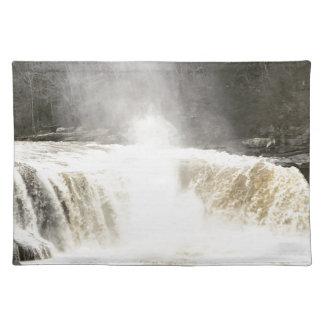 Cumberland Falls Big South Fork Kentucky Placemat