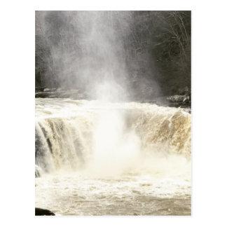 Cumberland Falls Big South Fork Kentucky Postcard