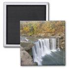 Cumberland Falls State Park near Corbin Kentucky Magnet