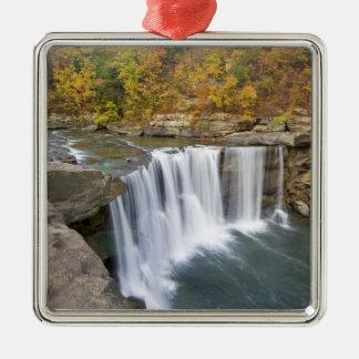 Cumberland Falls State Park near Corbin Kentucky Metal Ornament