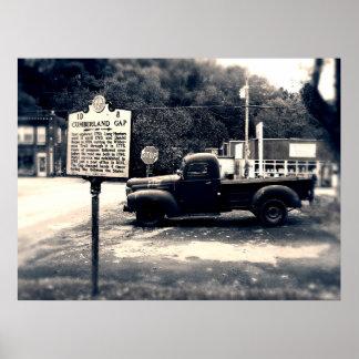 Cumberland Gap Poster