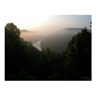 Cumberland River - Kentucky Postcard
