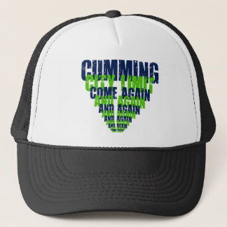 Cumming City Joke Trucker Hat