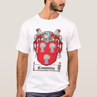 Cummins Family Crest T-Shirt