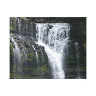 Cummins Waterfalls Canvas Print