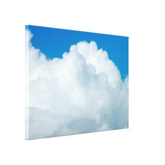 Cumulonimbus Clouds Canvas Print