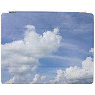 Cumulus Puffs iPad Cover