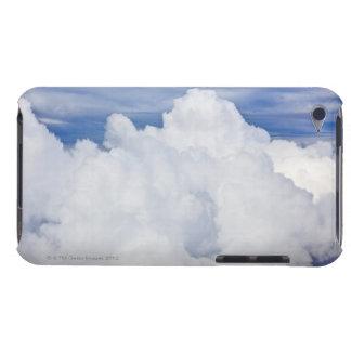 Cumulus vus de courbe. coques iPod Case-Mate