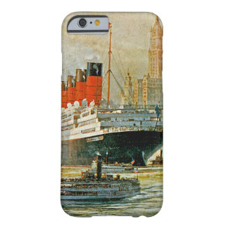 Cunarder at New York Barely There iPhone 6 Case