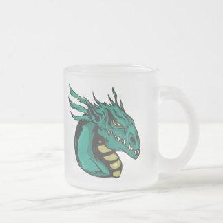 Cunning Dragon Coffee Mugs