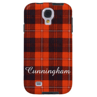 Cunningham clan Plaid Scottish tartan