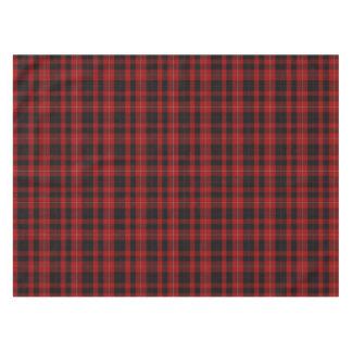 Cunningham Clan Tartan Plaid Table Cloth Tablecloth