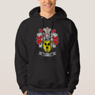 Cunningham Family Crest Coat of Arms Hoodie