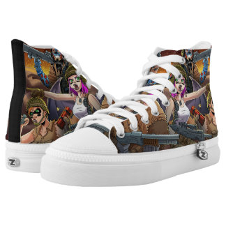 Cuntstream Army Shoes