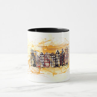 Cup. Amsterdam, the Netherlands/Holland Mug