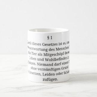 Cup ANIMAL WELFARE