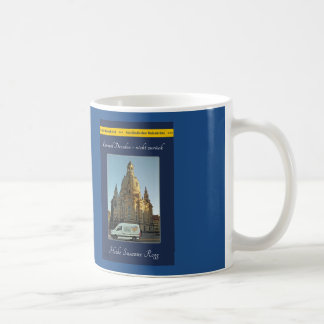 Cup: Bus driver Hannes - crime film/Dresden Coffee Mug