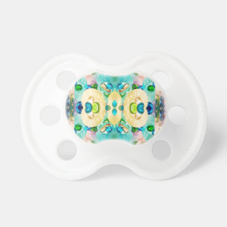 Cup Cake Paper Dreams Baby Pacifiers
