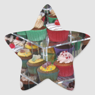 Cup cakes stickers