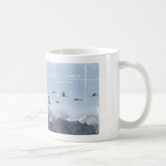 "Cup ""ENDLESSLY FEE "" Classic White Coffee Mug"