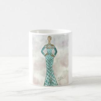 Cup Evening dress