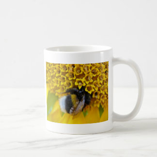 Cup industrious bumblebee: have A nice day