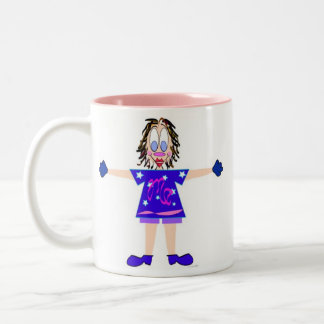 """Cup - it's all about """"ME"""""""