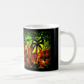 cup - jungle feeling